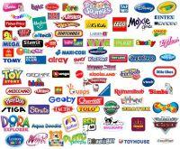 Игрушки с логотипом