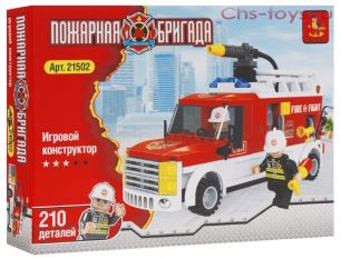 Конструктор Пожарная бригада, AUSINI
