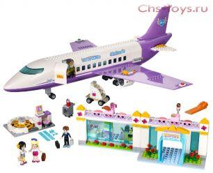 "Конструктор LELE Friends 79175 ""Хартлейк Сити"" (аналог LEGO Friends 41109) 701 дет."