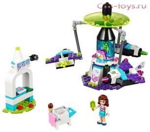 """Конструктор Bela Friends """"Парк развлечений: «Космическое путешествие»"""" 10556 (аналог LEGO Friends 41128) 197 дет."""