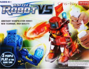 Р/у робот со светом и звуком