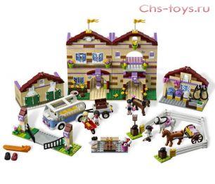 Конструктор BELA Friends Школа верховой езды 10170 (Аналог LEGO Friends 3185) 1112 дет.